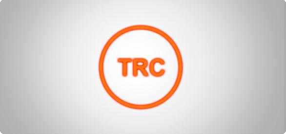 Горит TRC